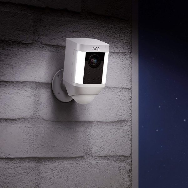 Ring Spotlight Camera