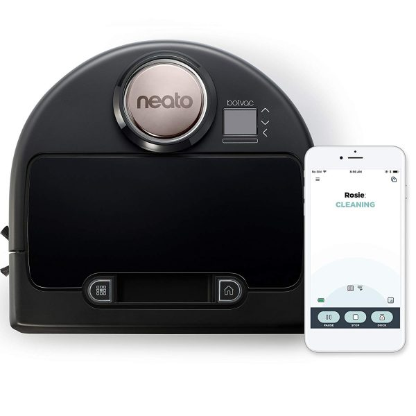 Neato Botvac Wi-Fi enabled Robot Vacuum