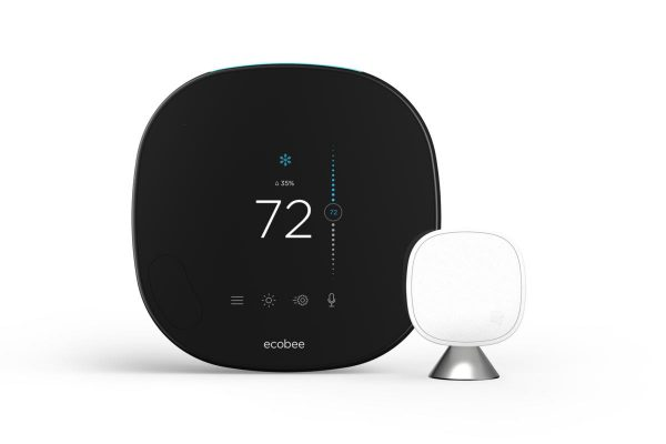Ecobee WiFi Thermostat With Voice Control
