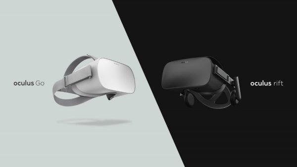 Oculus Rift, VR Gaming Headset