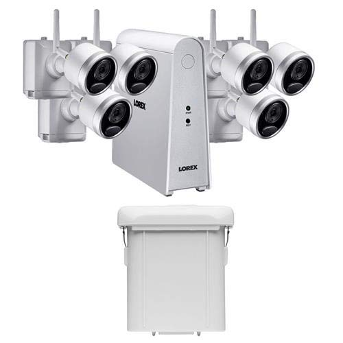 Lorex 6 Channel 1080p HD Wire-Free Security System