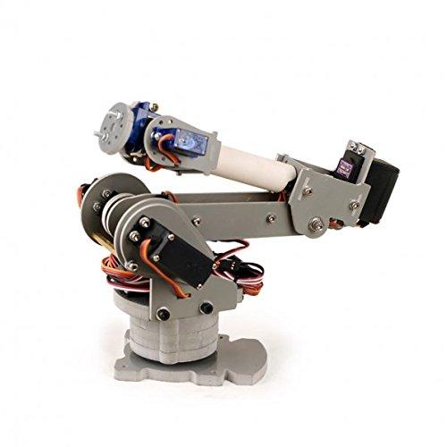 SainSmart 6-Axis Desktop Robotic Arm & Grippers