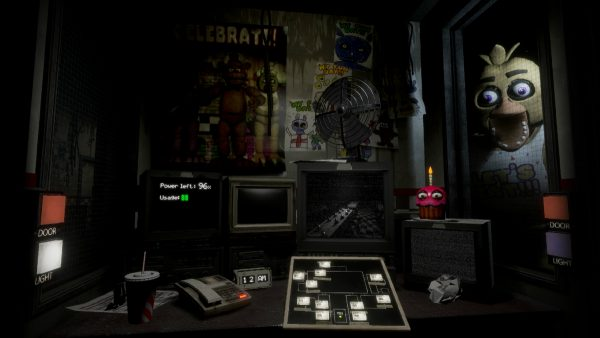 Five Nights At Freddy's VR, VR Game