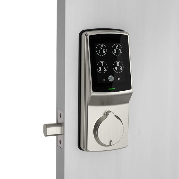 Lockly Secure Plus Fingerprint Door Lock