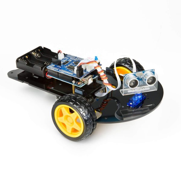 UCTRONICS K0069 Smart Robot Car Kit for Arduino