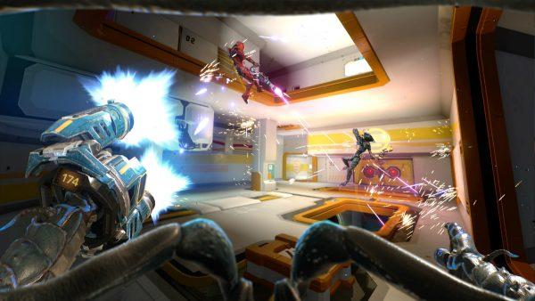 Space Junkies, VR Game