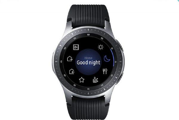 IoT integration, Samsung Galaxy Smartwatch