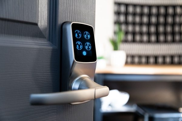 Lockly Secure Fingerprint Lock
