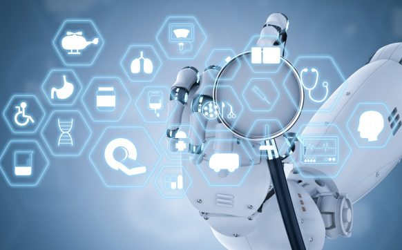 Robotics In Healthcare: How Robots Benefit The Medical Industry?
