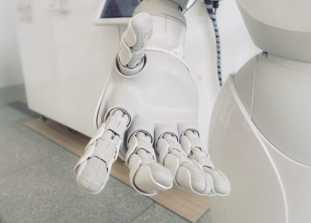 Humanoid Robotic Arms