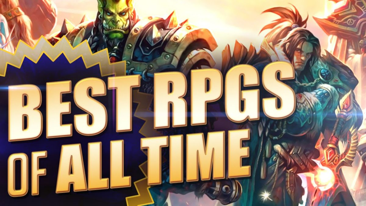 Top 20 RPGs Of All Time