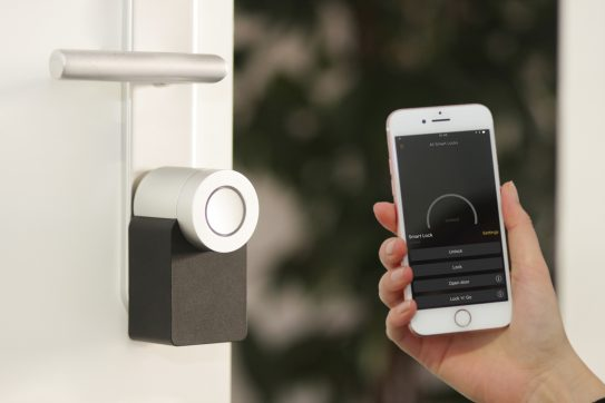 Invest In These Electronic Door Locks