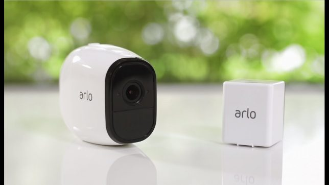 Arlo Pro Security Cameras: An In-Depth Review