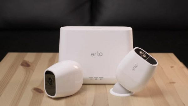 Arlo Pro Security Camera Features