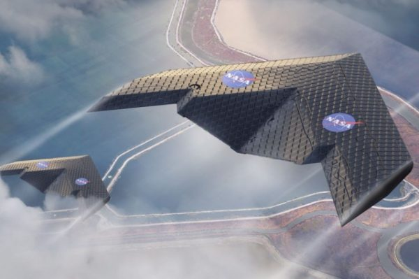 NASA Is Developing Shape Shifting Aircraft