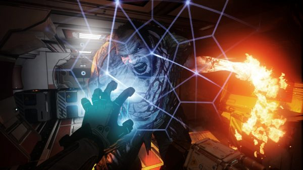 The Persistence, one of the best PSVR games