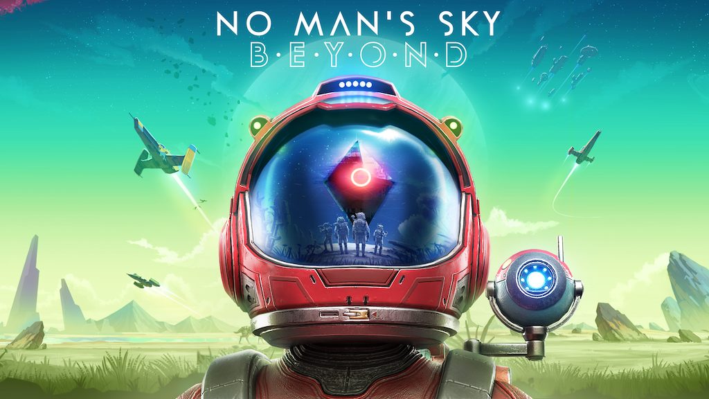 Beyond Updates: No Man's Sky Remedies With VR Features | Robots.net