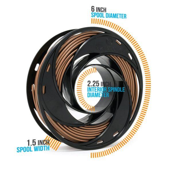 Gizmo Dorks Nylon Filament for 3D Printers