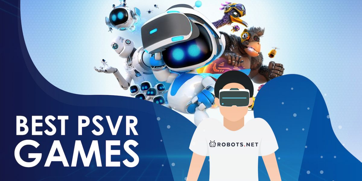 Best PSVR Games