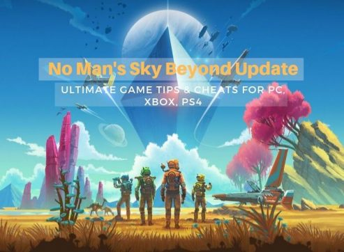 Ultimate No Man's Sky Game Tips & Cheats For PS4, Xbox, PC