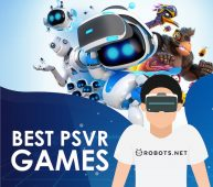 Best 15 PlayStation PSVR Games In 2019