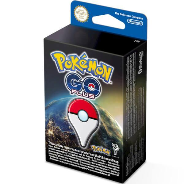 Pokemon Go Plus kit packaging