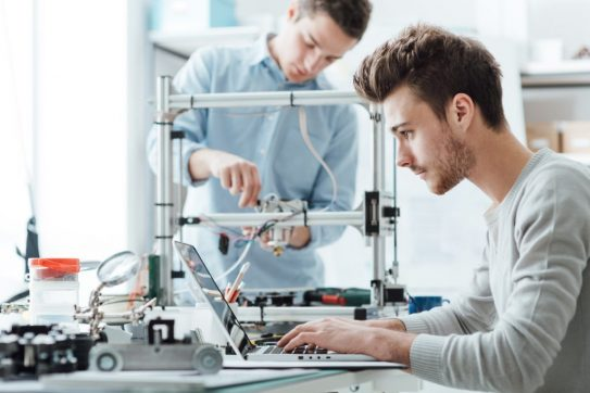 How To Start Your Career As A Robotics Engineer And What To Expect