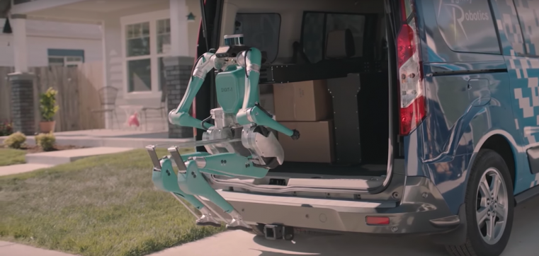 Ford Reveals The Future Of Self-Driving Delivery Vehicle