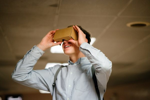 Virtual reality in education is increasingly possible thanks to affordable headsets