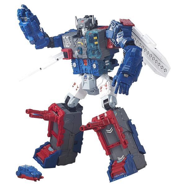 Fortress Maximus in robot mode.