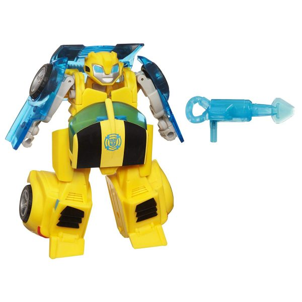 Bumblebee in robot mode.