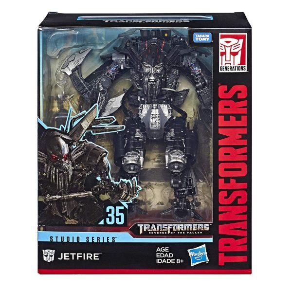Studio Series Jetfire in package.