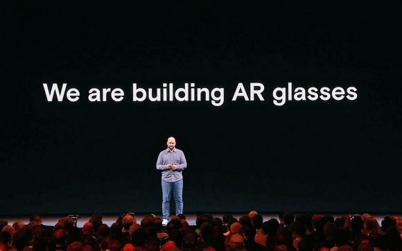 Facebook's Future AR Glasses Could Replace Your Smartphones