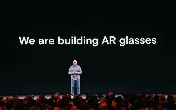 Facebook AR Glasses