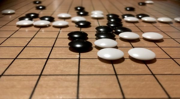 Alpha Go –Artificial Intelligence Gaming Project - To imitate humans at learning