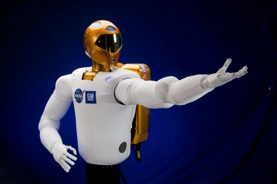 Work On the Humanoid Robots Of The Future Under NASA