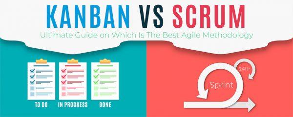 Kanban vs Scrum the best agile methodology
