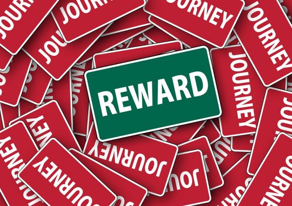 There are numerous ways to earn rewards