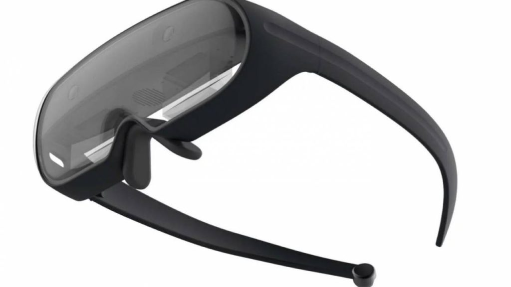 Samsung AR glasses patent design