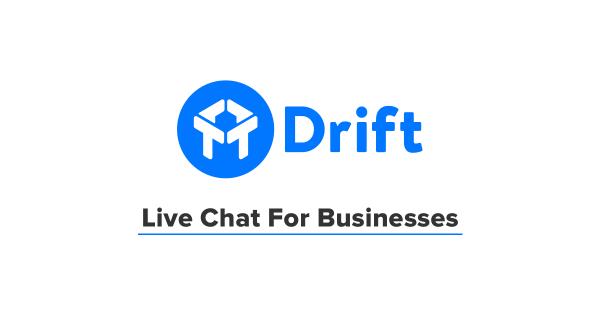 Drift روبوتات الدردشة التفاعلية
