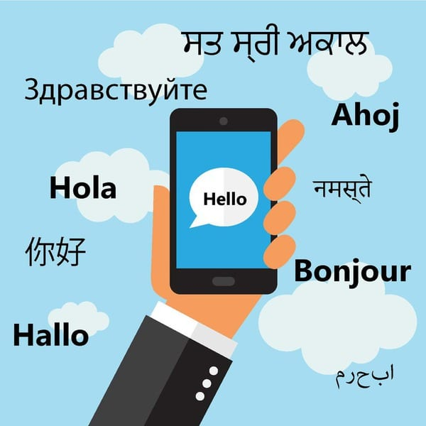 Natural Language Processing: Translation Apps