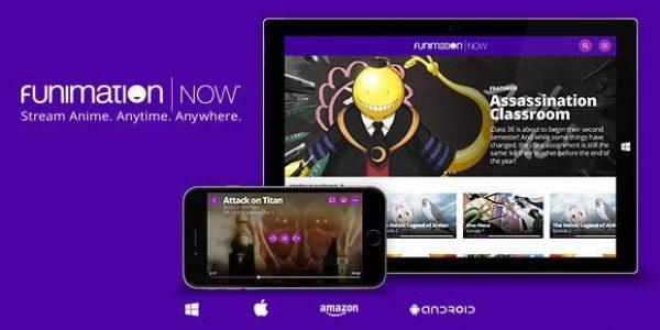 Funimation PremiumPlus allows you to watch offline