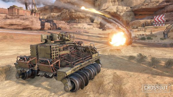 Fire weapons to destroy enemy vehicles