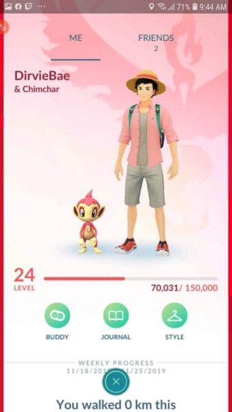 A Pokemon Go Lucky Egg increases the XP you receive