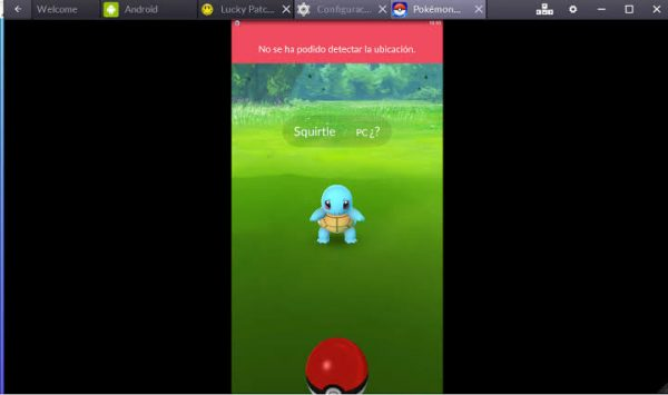 You can now play Pokemon Go in your desktop computer