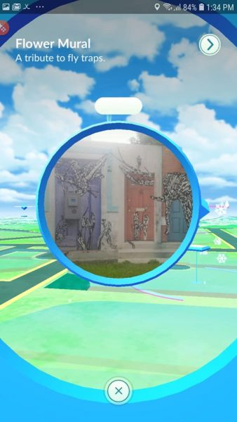 Spin a Pokestop now and get something in return
