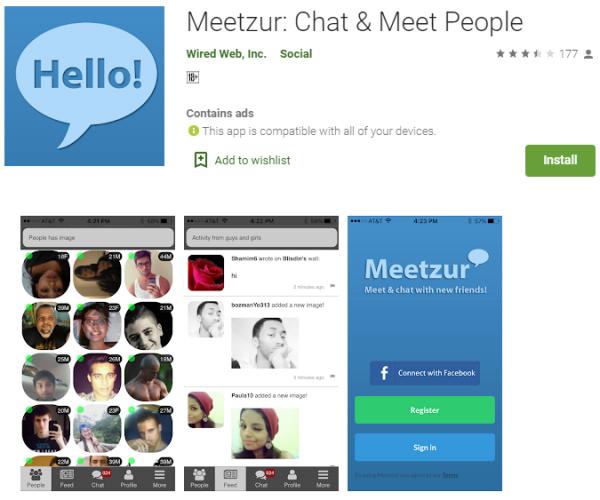 meetzur google play