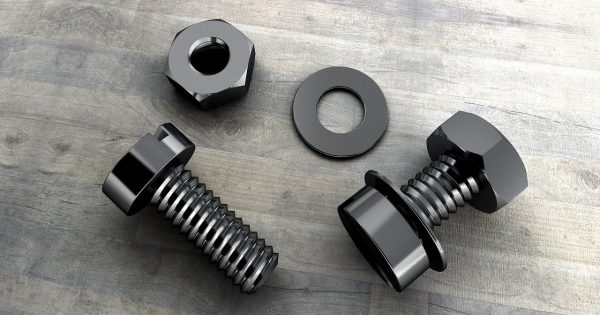 3D Printer - Nuts And Bolts