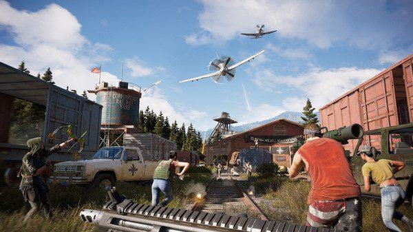 Far Cry 5 Sandbox Game