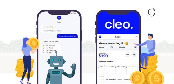 Meet Cleo, the AI chatbot that can improve your finances.